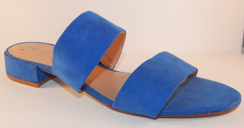 A New Day Women's Kyrielle Slide Sandals - Royal Blue