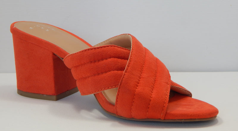 A New Day Women's Miriam Crossband Quilted Mules