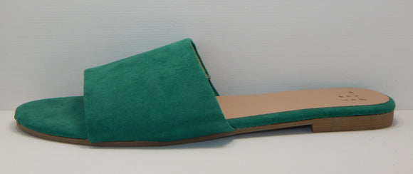 A New Day Jozie Green Slide Sandal