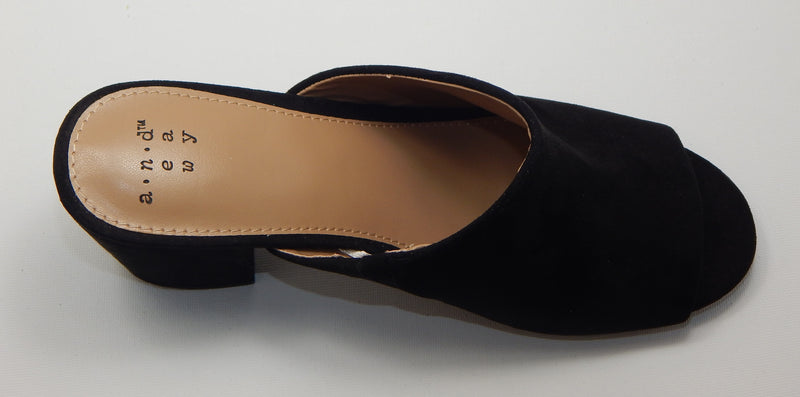 A New Day Women's Didi Heel Mules