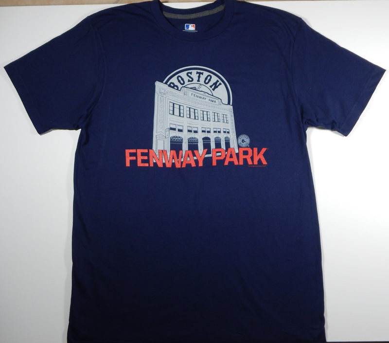 Boston Red Sox Men's Navy Fenway Park T-Shirt
