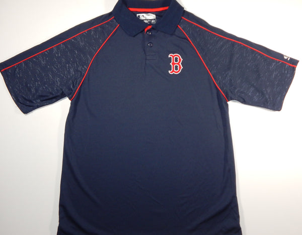 Boston Red Sox Men's Navy Polo