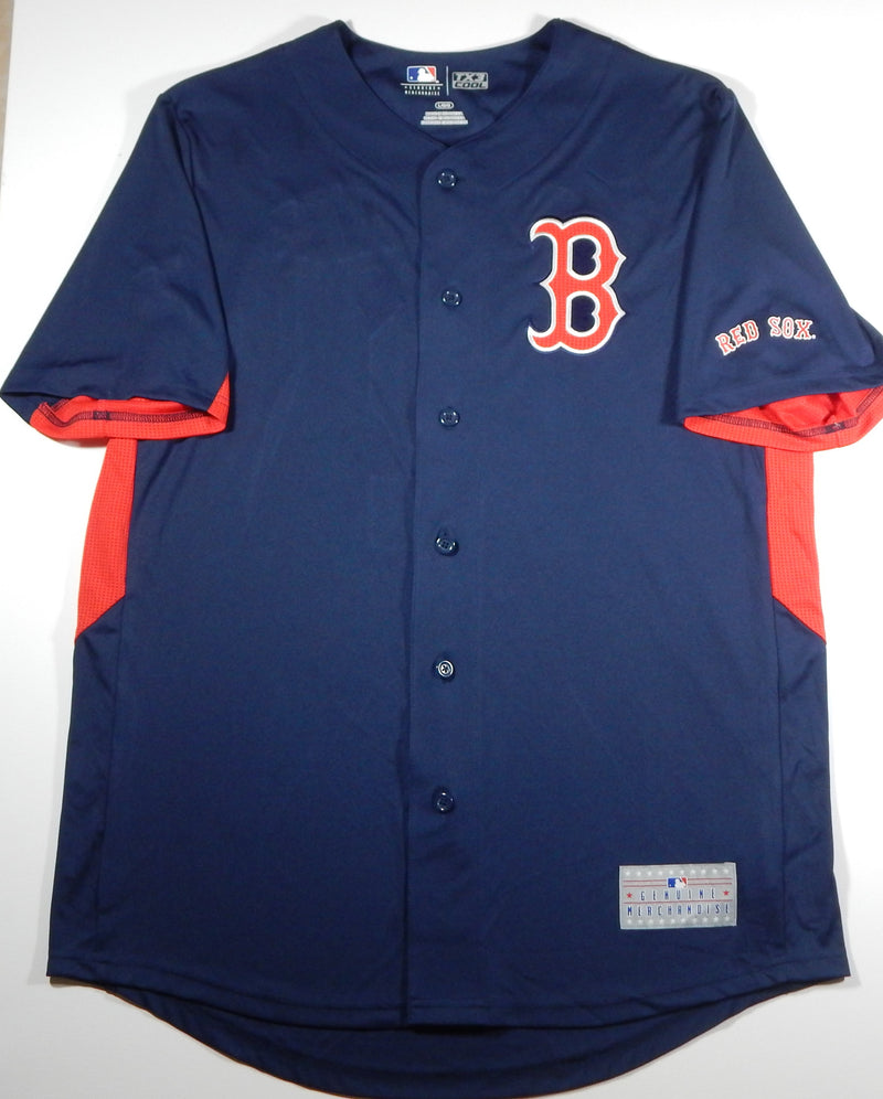 Boston Red Sox Men's Button Down Jersey
