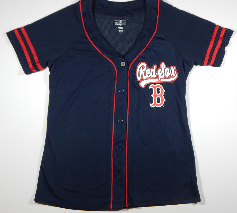 Boston Red Sox Women's Navy Jersey