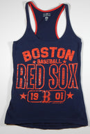 Boston Red Sox Women's Tank Top Navy
