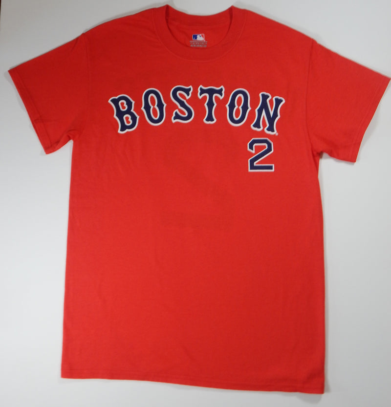 Boston Red Sox Men's Red Bogaerts T-Shirt