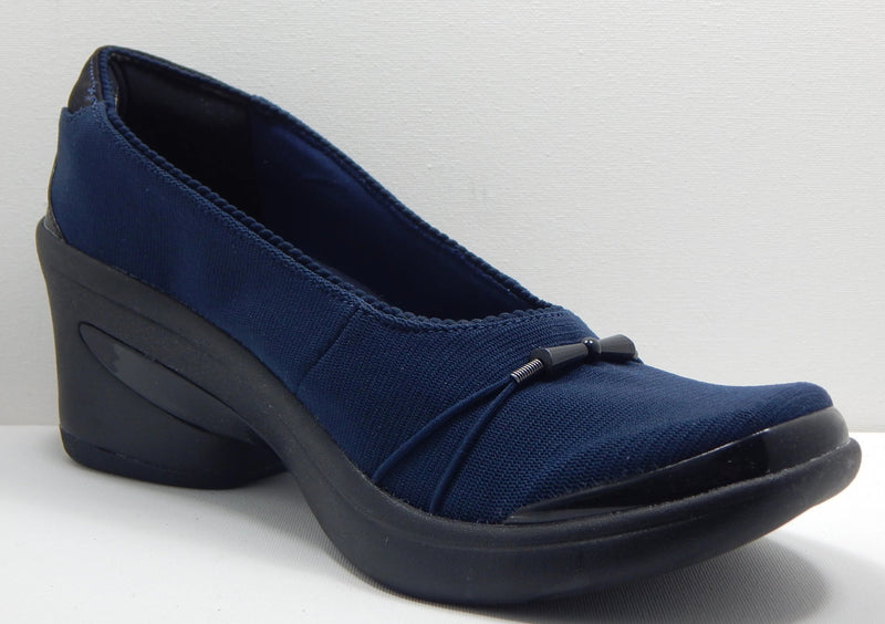 Bzees Electric Pump in Navy