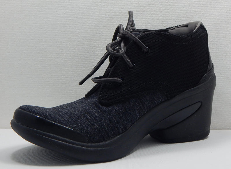 Bzees Ease Ankle Boots Black