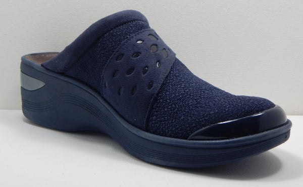 Bzees Navy Dolce Clog