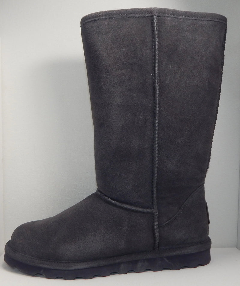 BEARPAW Elle Tall Charcoal Boot