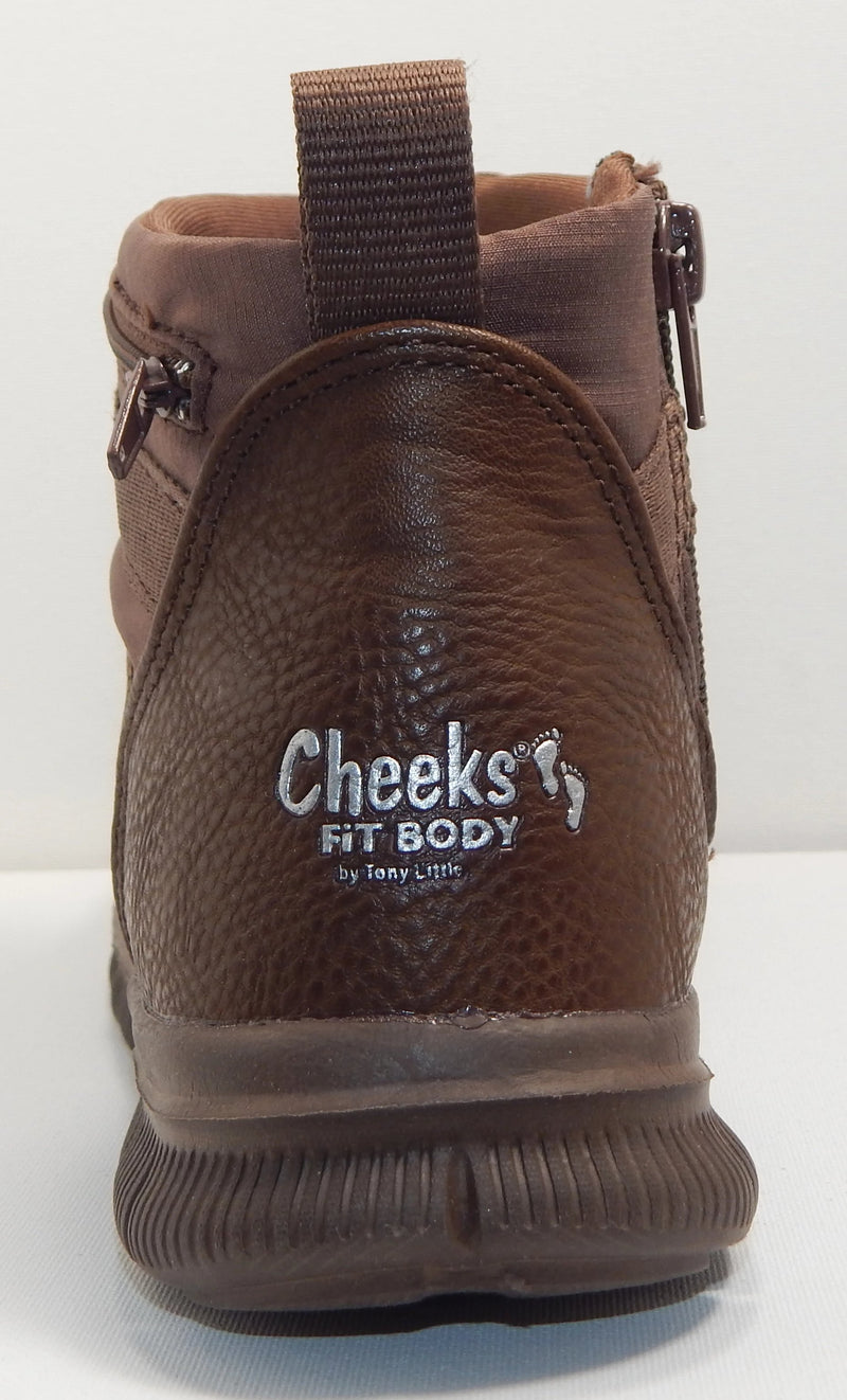 Tony Little Cheeks Brown Boots