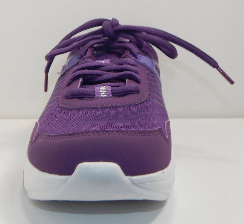 Tony Little Cheeks Purple Fit Body Shoes