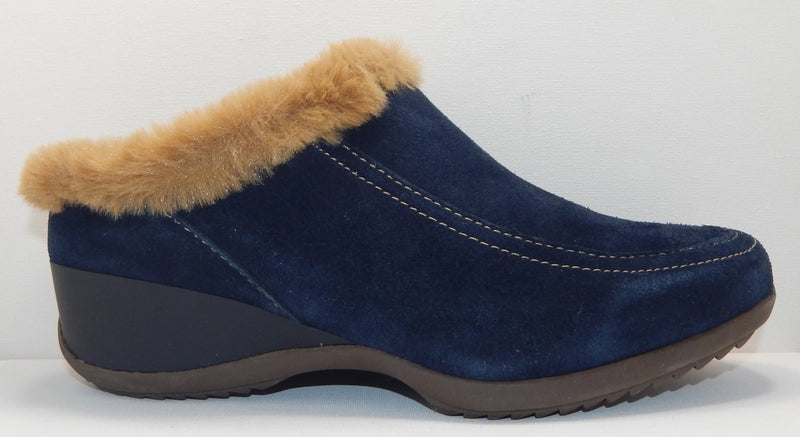 Sporto Navy Gabby Moccasin Shoes