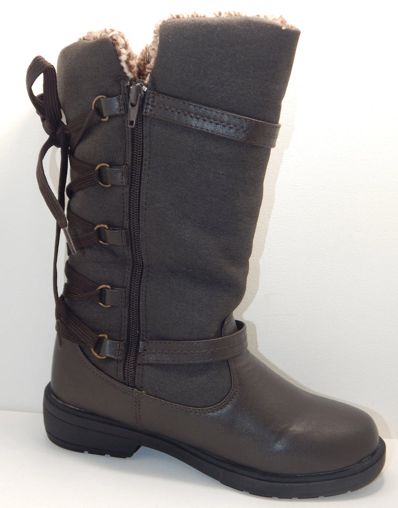 Sporto Brown Deidre Boots