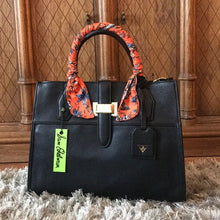 NEW Sam Edelman Colette Black Satchel Purse