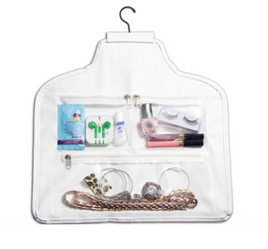 NEW Hanging Secrets Travel Bra & Panty Organizer