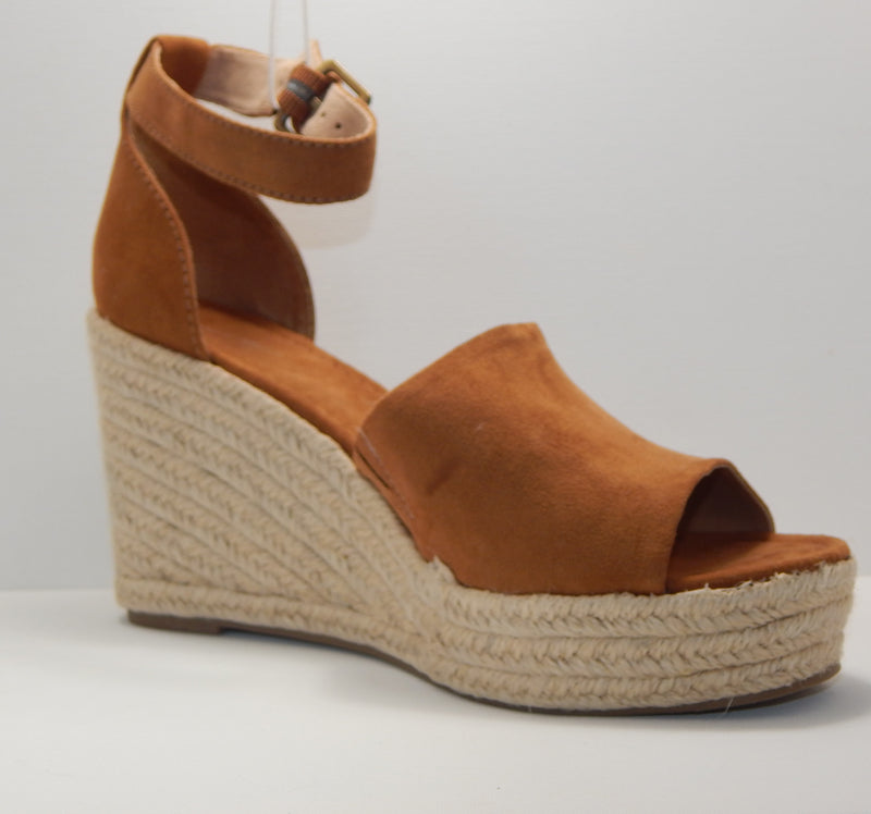 Universal Thread Women's Emery Espadrille Wedge Sandals