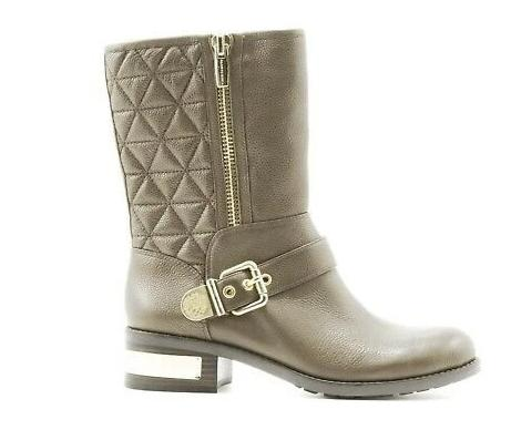 Vince Camuto Waveer Olive Gray Boots