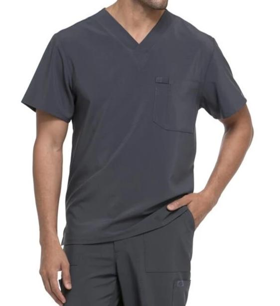 Dickies Evolution Nxt Men's V-Neck Scrub Top 81800