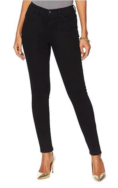 G by Giuliana Black Relaxed Slim Jean