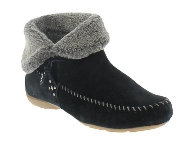 Sporto Black Janie Booties