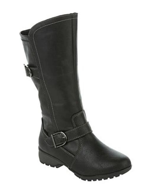 Sporto Black Maria Water Resistant Boot