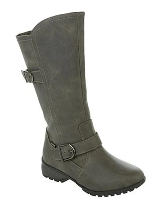 Sporto Gray Maria Water Resistant Boot