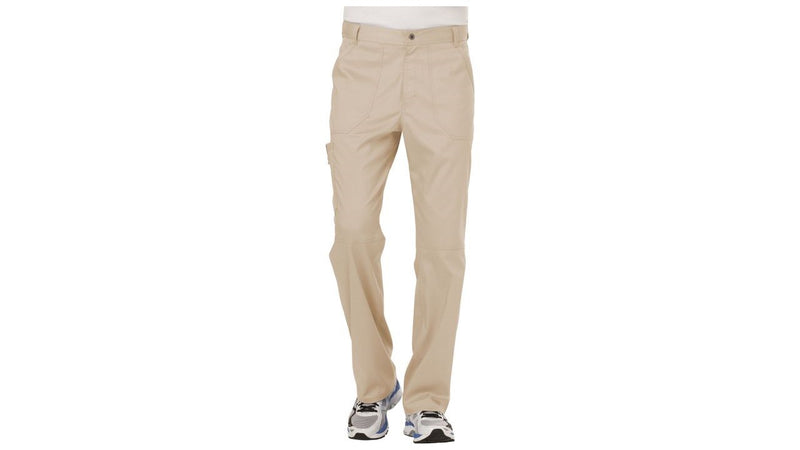 Cherokee Men's Fly Front Pant WW140