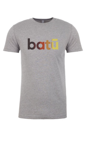 batū Colored Logo Unisex Shirt