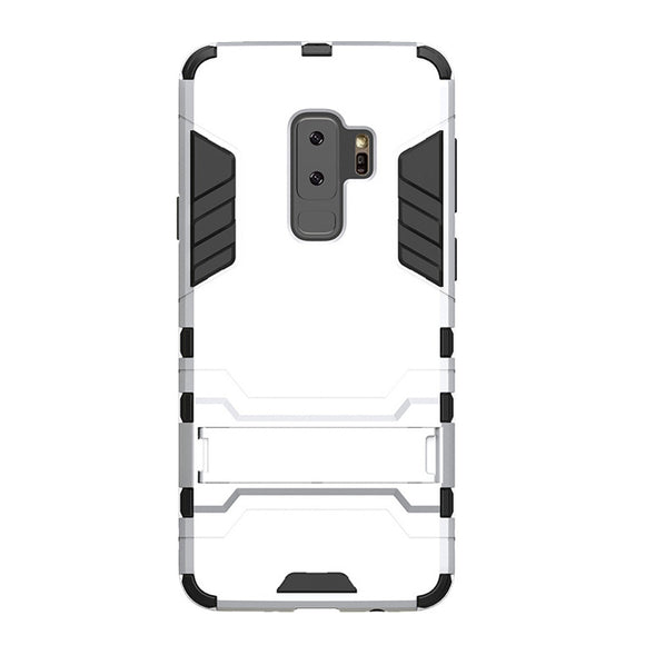 Dual Layer Rugged Phone Case for Samsung Galaxy S9 Plus