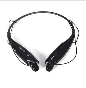 Wireless Bluetooth HandFree Music Headset headphone for Cell Phone Samsung LG.