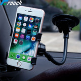 Universal Car Phone Holder 360 Degree Flexible Dashboard Windshield Mount