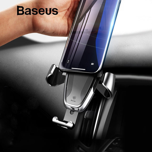 Baseus Gravity Car Holder For iPhone Samsung