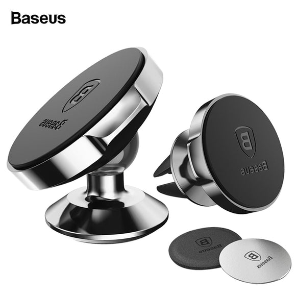Baseus Magnetic Car Phone Holder For iPhone Samsung