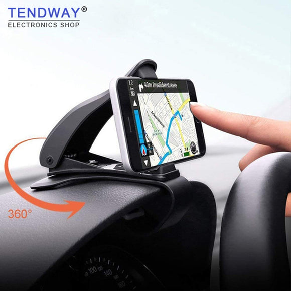 Dashboard Car Phone Holder 360 Degree