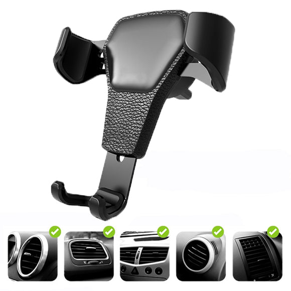 Adjustable Car phone Air Vent Mount Holder Clip