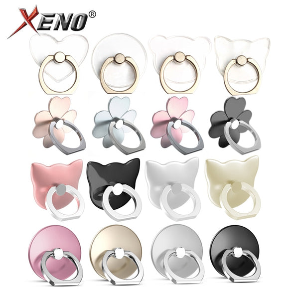 Finger Ring Mobile Smartphone  Holder For iPhone Samsung