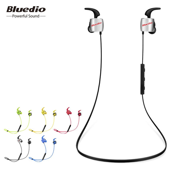 Sports wireless Bluetooth Earphone with Built-in Microphone