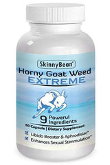 Horny Goat Weed for Women - Extreme Libido & Estrogen Booster