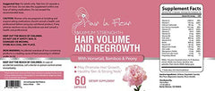 Hair La Fluer ★ Maximum Hair Growth for thinning, Damaged Hair.