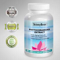 PHYTOCERAMIDES best all natural plant derived anti wrinkle ceramides