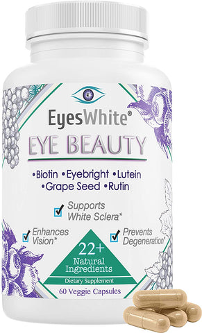 eye brightening pills