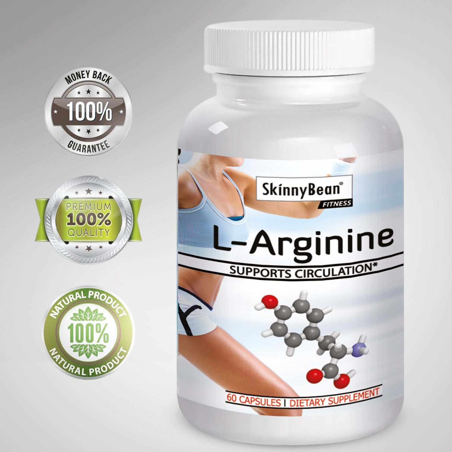 L-Arginine Extract for Women