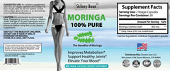 PURE MORINGA Improve Metabolism + Elevate Mood
