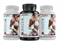 The Skinny Bean® Skinny Stack™ BLOCK Carbs BURN Fat BOOST Metabolism