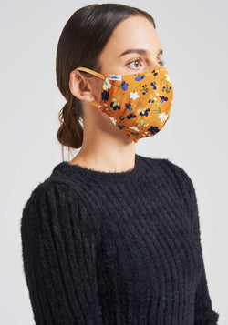Multi Printed Face Mask Set