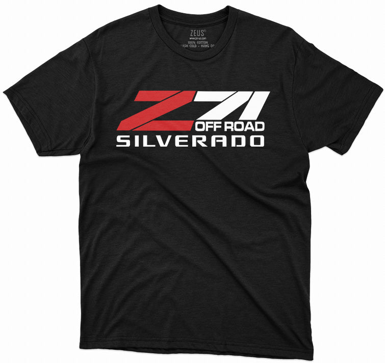 Chevrolet Silverado Z71 Off Road T-Shirt