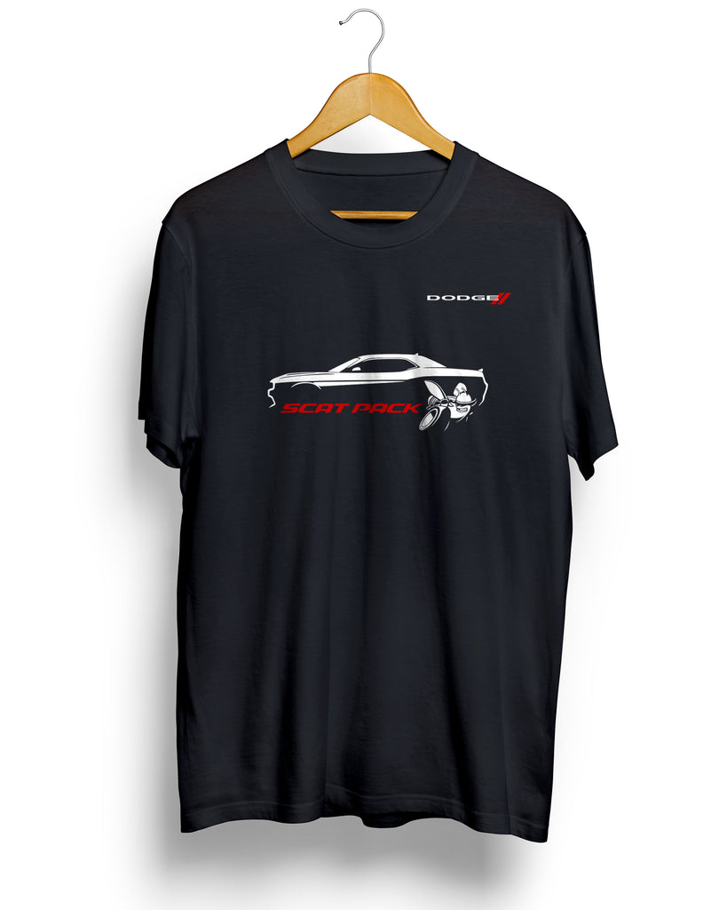 Dodge Challenger Scat Pack T-Shirt