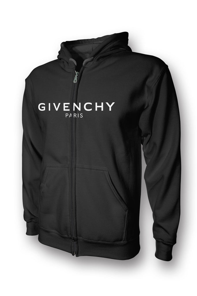 Givenchy Designer Inspired Full Zip Hoodie