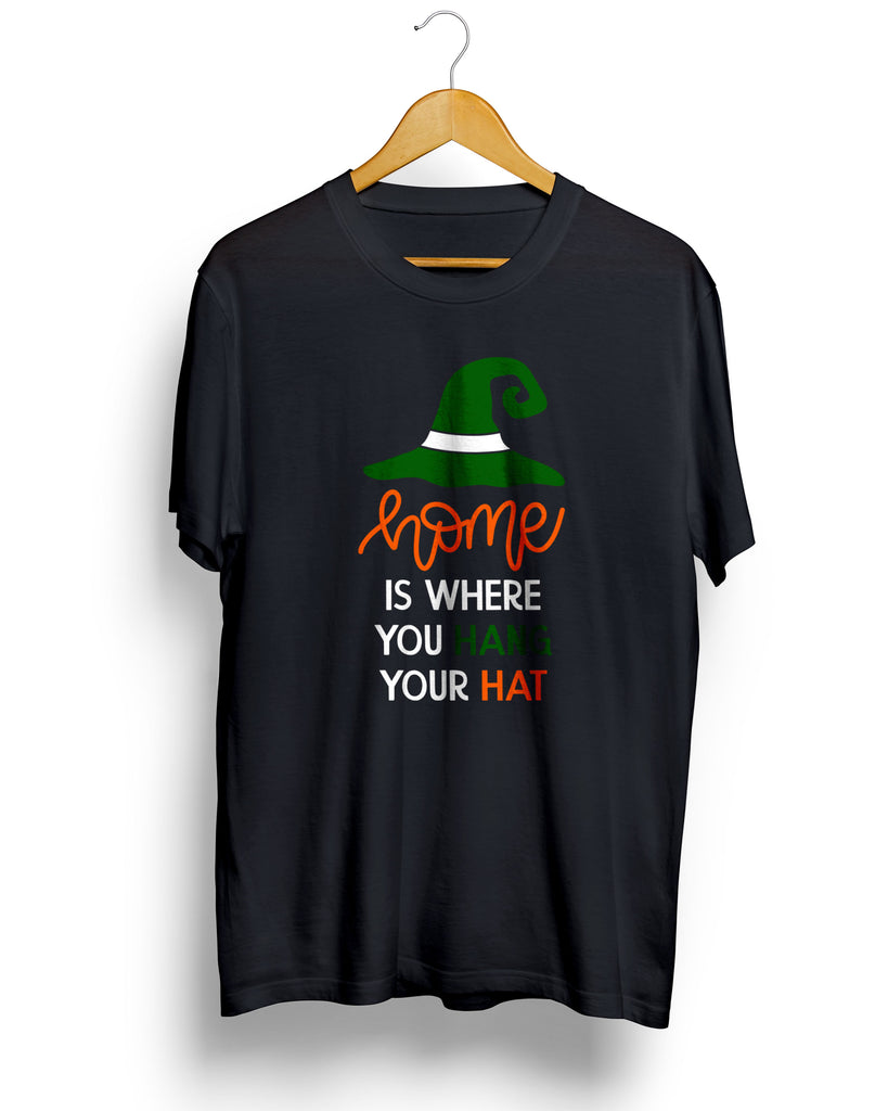 Home is Where You Hang Your Hat T-Shirt